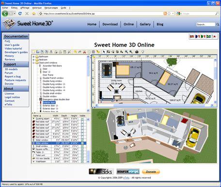 home design 3d juego crear planos de casas en 3d con sweet home 3d