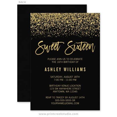 best sweet sixteen ideas sweet sixteen invitations best 25 sweet 16