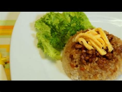 youtube membuat nasi tim resep anak cara buat nasi tim ayam wortel youtube