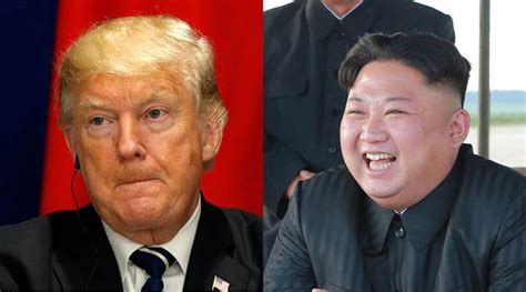 donald trump and kim jong un france says trump method not best way to tackle north
