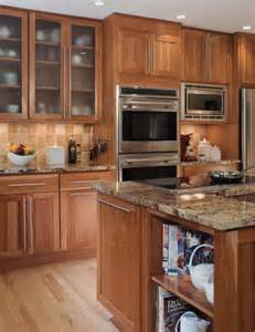 Semi Custom Kitchen Cabinets by Bertch Cabinets