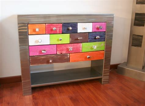 Console Commode by Commode Console 14 Tiroirs Meuble Design Commode