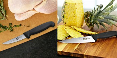 victorinox chef quality 4 knife set drops to 100 at