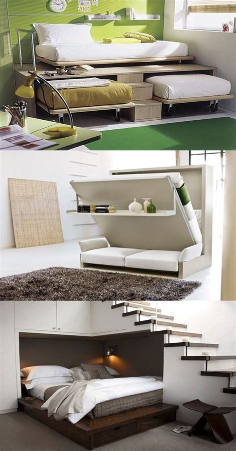 space saving furniture for small homes interior design