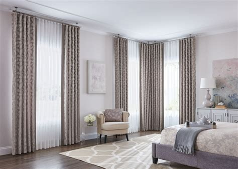 Blinds And Curtains Together Mix Match Curtains With Blinds Step By Step Zebrablinds