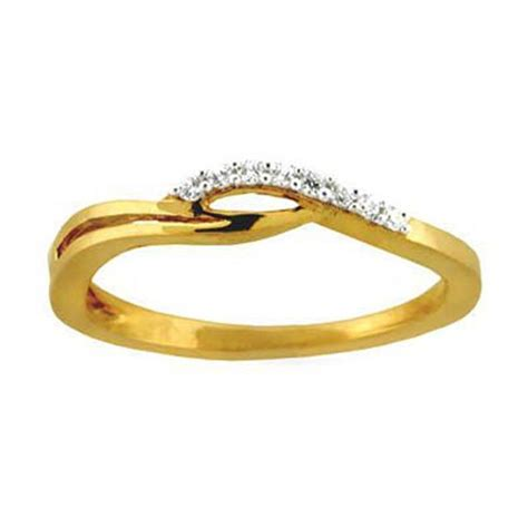 pin gold rings designs on