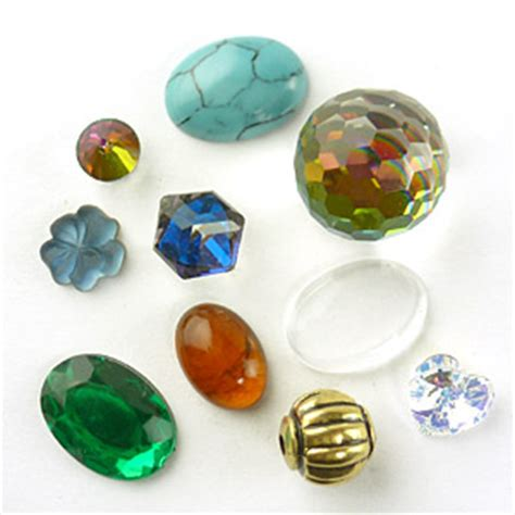 gemstones and