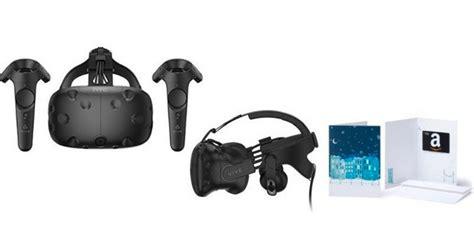 amazon htc vive amazon htc vive virtual reality system more 599 99