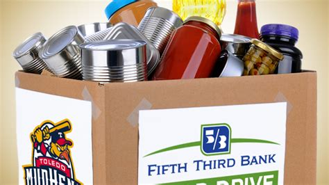 fifth third bank geeks out on its own ridiculous name in donate generously to the fifth third bank food drive