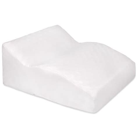 Wedge Pillows For Legs by Leg Support Wedge Pillow In Support Pillows