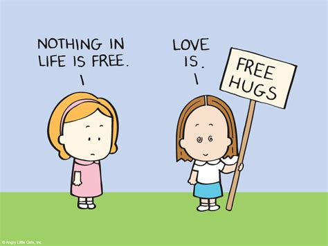 Free Hugs increase the peace free hugs