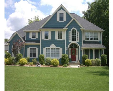 virtual house painter exterior paint color combinations wohndesignideen com