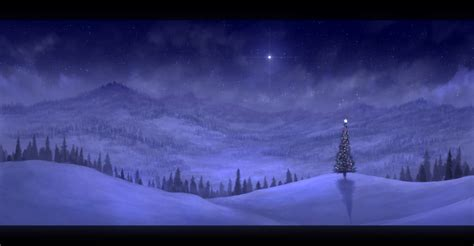 wallpaper christmas landscape the prophecy full hd wallpaper and background 3430x1781