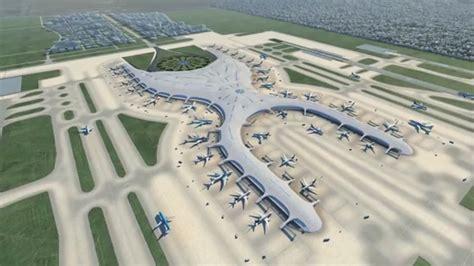Stansted Airport Floor Plan by As 237 Ser 225 El Nuevo Aeropuerto De La Ciudad De M 233 Xico A Cargo De Norman Foster Y Fernando Romero