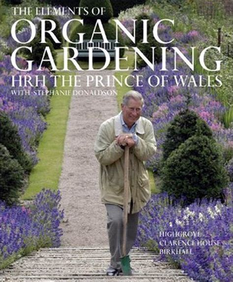 prince charles book prince charles the organic gardening advocate