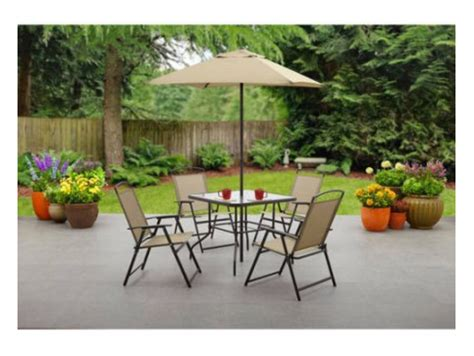 rite aid home design 6 piece dining set 6 piece albany lane folding dining set for 79 free