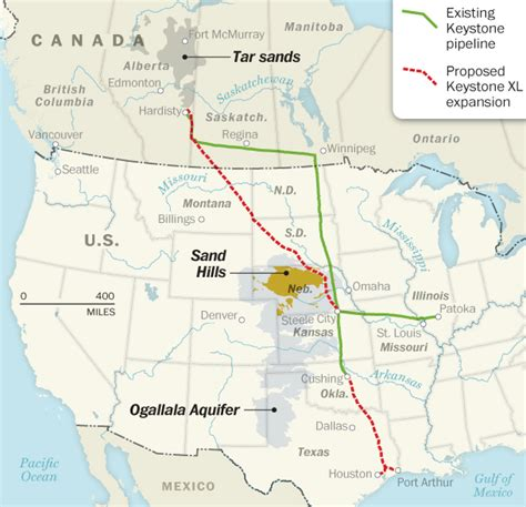 keystone pipeline map texas the keystone xl pipeline respectmyplanet org
