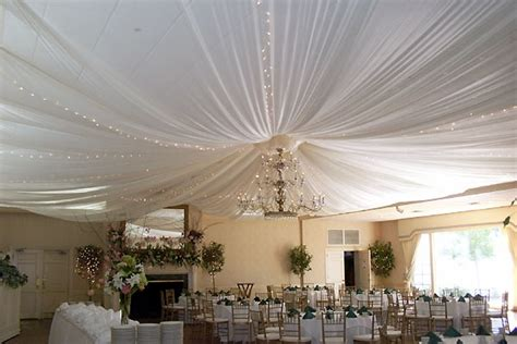 Draped Ceiling by Ceiling Draping Festivals