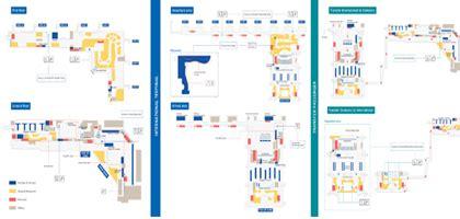 layout bandara sepinggan airport map garuda indonesia