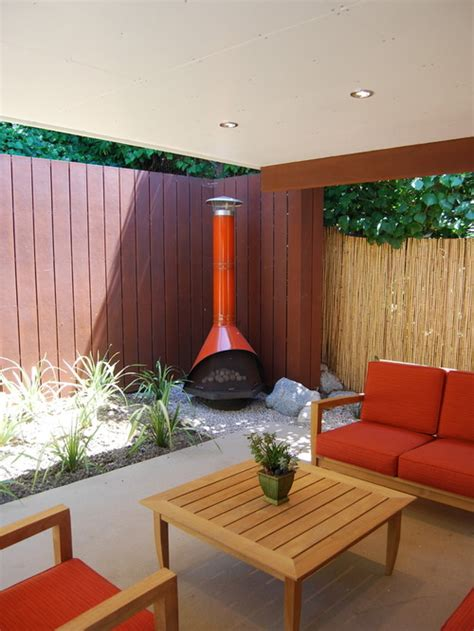 stunning midcentury patio designs  outdoor spaces
