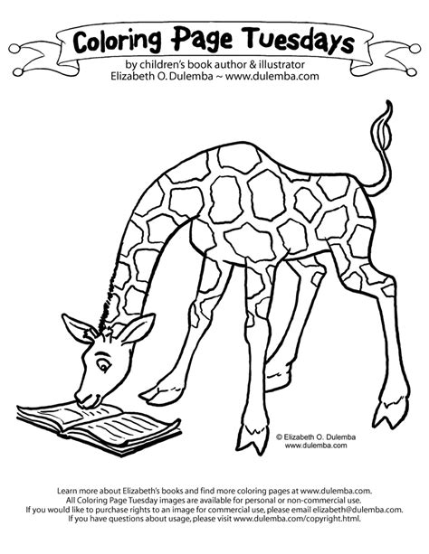 giraffes can t dance coloring pages dulemba coloring page tuesday giraffe