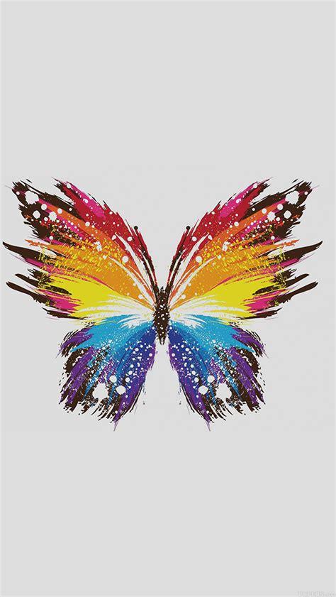 wallpaper iphone 6 butterfly art