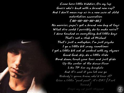 eminem lyrics eminem lyrics