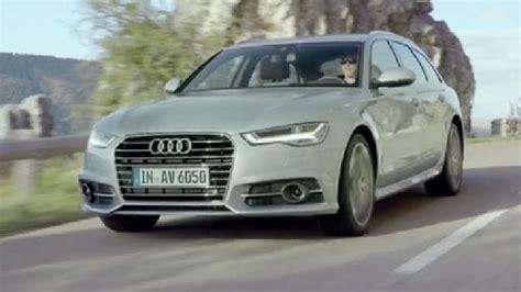 Neue Audi A6 Avant by Audi A6 Avant Audi Mediacenter