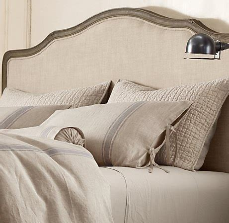 restoration hardware linen bedding pin by toni on artistic home quot touches quot