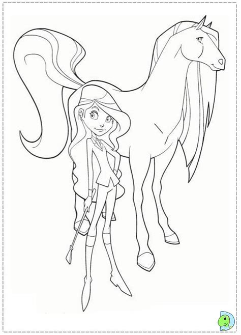 horseland coloring pages online horseland coloring pages to download and print for free