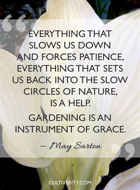 garten zitate garden gardening quotes