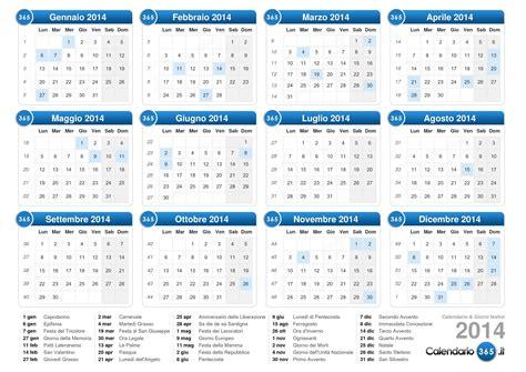 Calendario Giorni Festivi Canton Ticino Calendario 2014