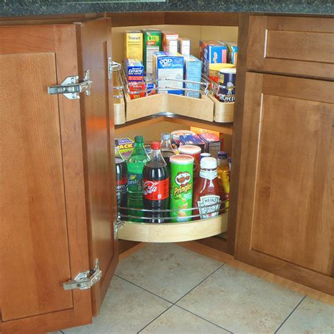 Corner Cabinet Shelf System by System With One Shelf And Drawer Richelieu Hardware