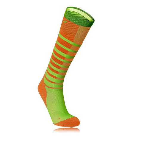 Striped Compression Socks 2xu striped run compression socks sportsshoes