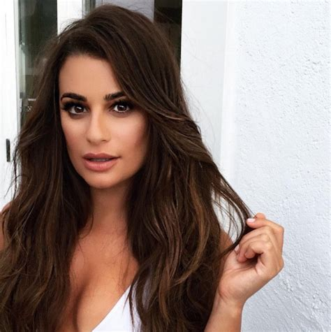lea michele lea michele s healthy to live by well