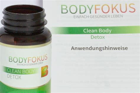 Bodyfokus Clean Detox Nebenwirkungen by ᐅ Clean Detox Bodyfokus Erfahrungsbericht Und