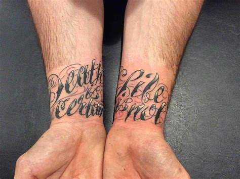 tips for first tattoo 10 attractive ideas for guys