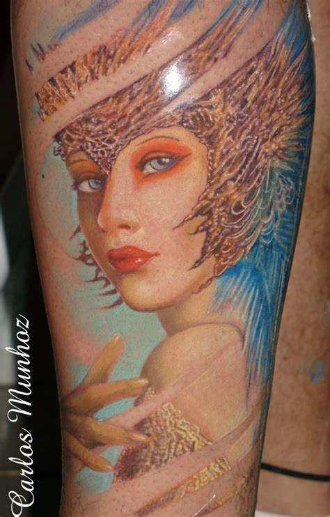 tattoo fantasy nyc fantasy art tattoo by santoinkizitor on deviantart