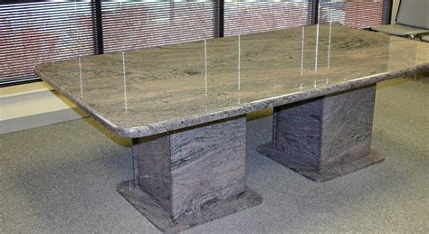 granite table paradiso granite table waterfall edge profile and
