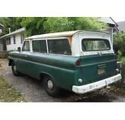 Curbside Classic 1964 Chevrolet Suburban