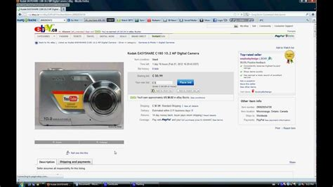 ebay withdraw bid how to retract or cancel a bid on ebay youtube