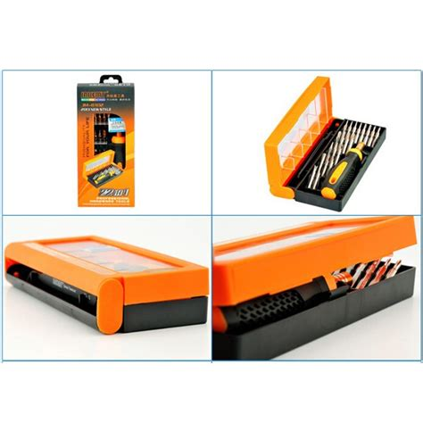 Jakemy 22 In 1 Screwdriver Set jakemy jm 8102 22 in 1 screwdriver set multi bit portable repair fix tool tools alex nld