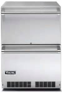 Viking Refrigerator Drawers by Vduo5240dss Viking 24 Quot Undercounter Outdoor Refrigerator