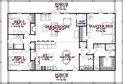 1800 sq ft house