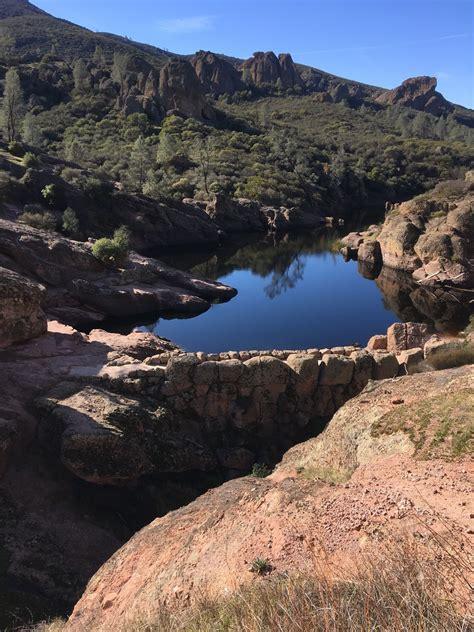 trails  pinnacles national park alltrails