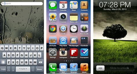 like for android how to make android look like an iphone customization