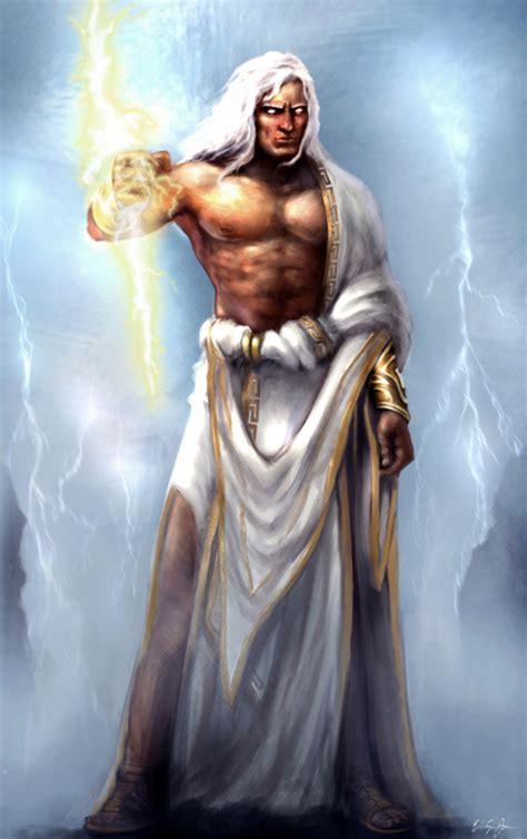 film god of war vs zeus mitologia grega zeus