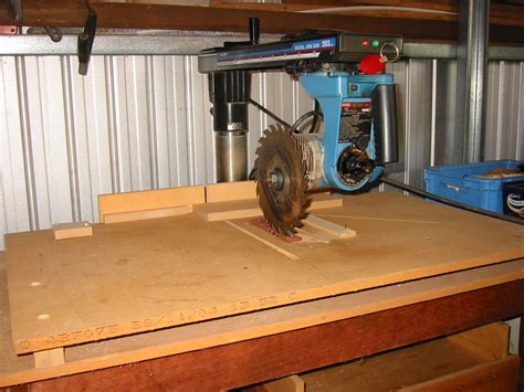 Radial Arm Router Saw Router Forums