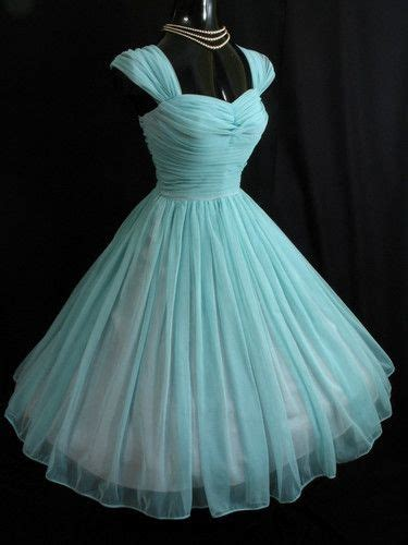 swing kleid chiffon 90 best 1950 s fashion images on
