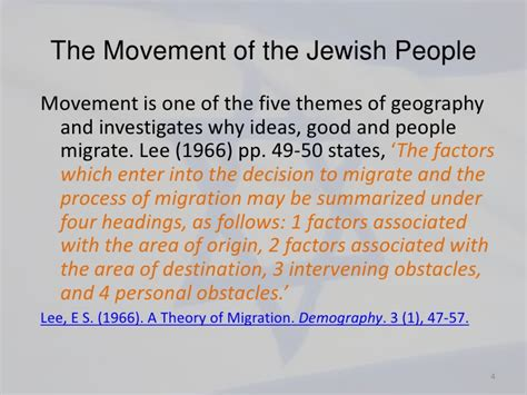 5 themes of geography jerusalem creation of the state of israel